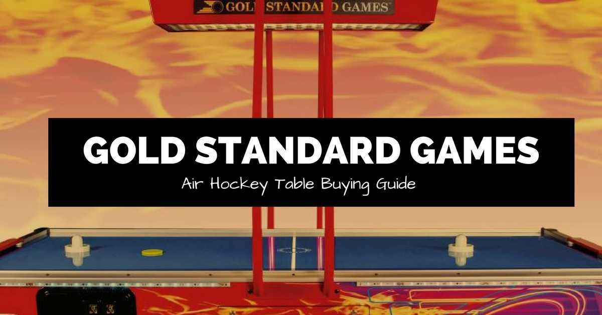 gold standard games shelti air hockey buying guide