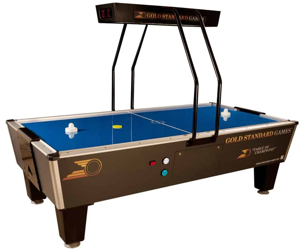 Air hockey 101 the rules made simple to understand - Tournament air hockey table ...