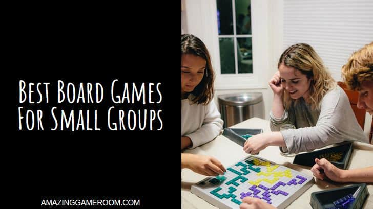 Best Board Games for Small Groups