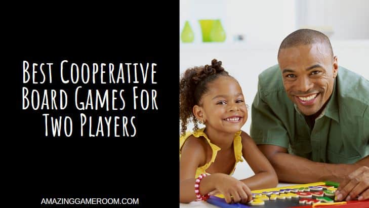 Best Cooperative Board Games For Two Players