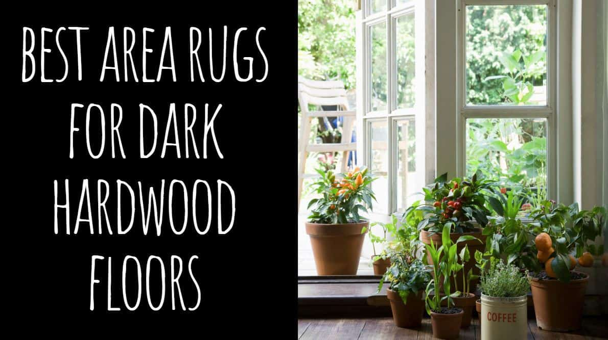 Best Area Rugs for Dark Hardwood Floors