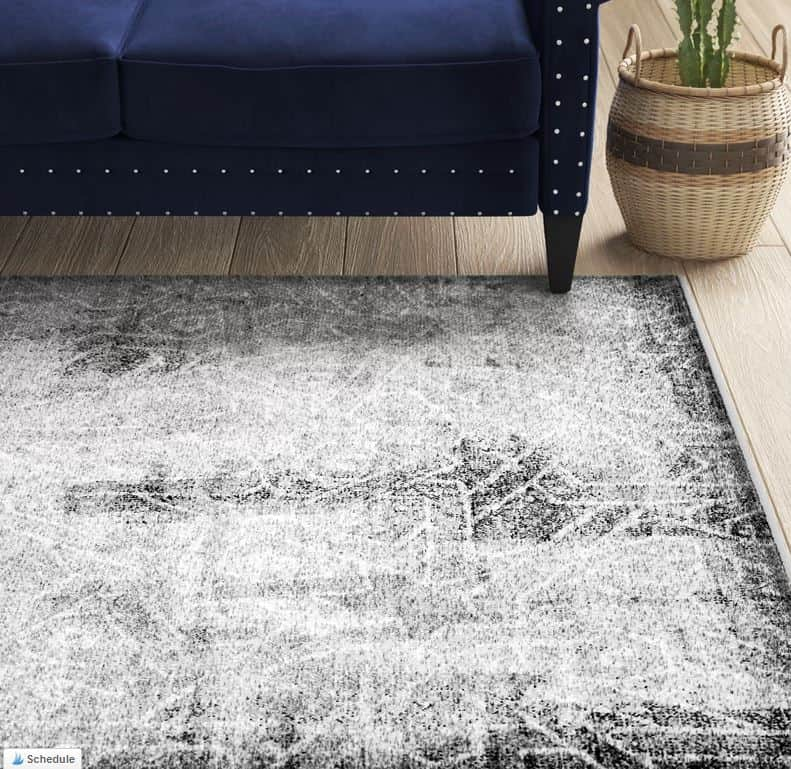 Brandt Abstract Area Rug