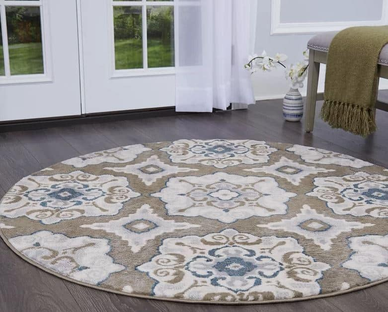 Caffey Geometric Area Rug