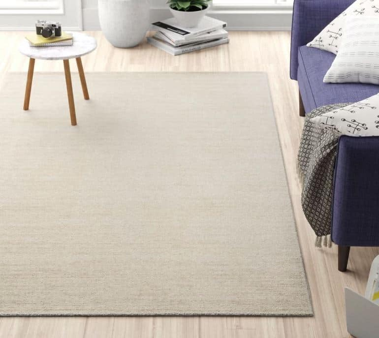 Harloe Cream Area Rug