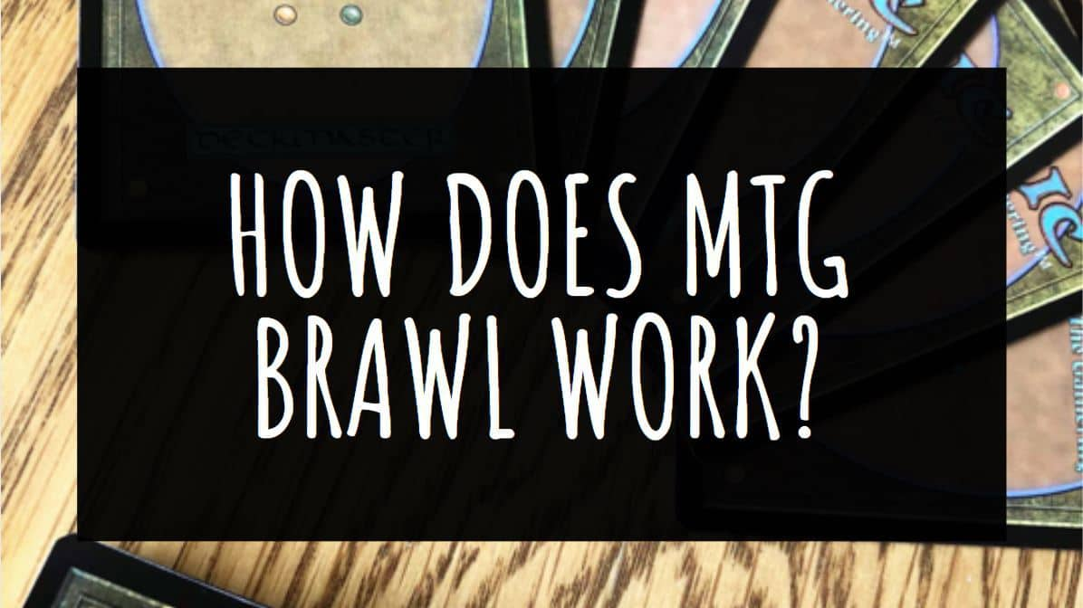 How does MTG Brawl Work?