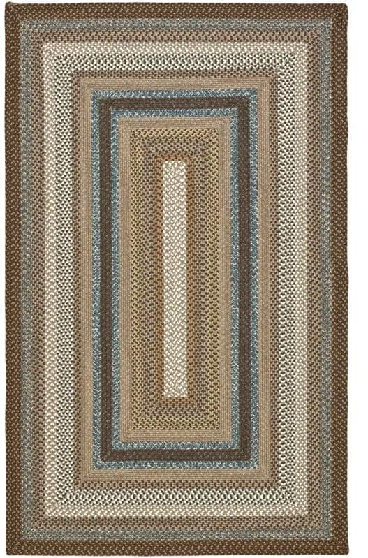 Liptak Hand Braided Area Rug