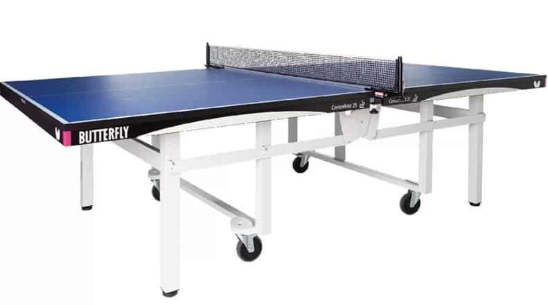 Butterfly Centrefold Table Tennis Table