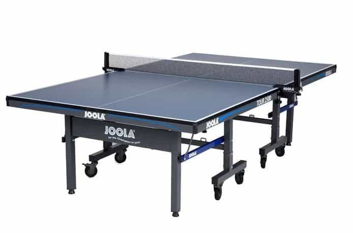 JOOLA Tour Regulation Size Foldable Indoor Table Tennis Table