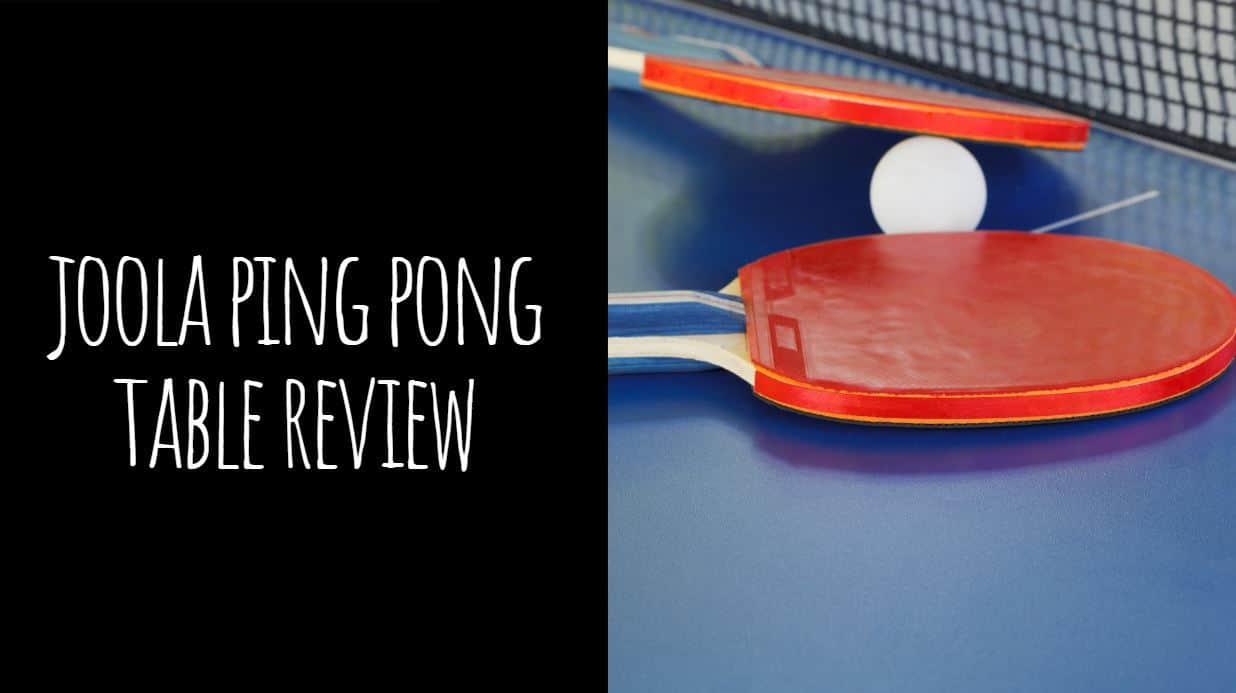Joola Ping Pong Table Review