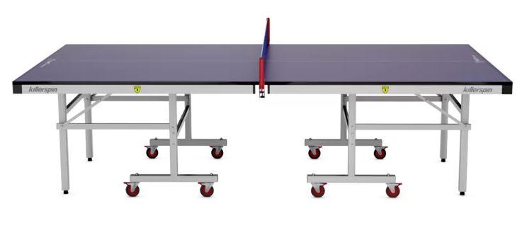 Killerspin MyT7 Pocket Regulation Size Foldable Indoor Table Tennis Table