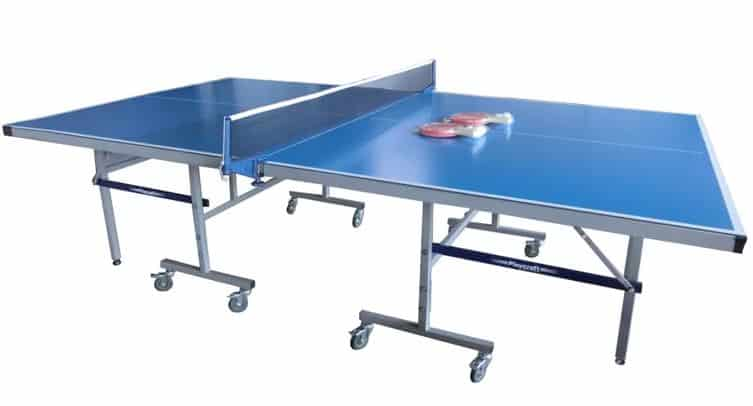 Xtera Foldable Indoor Outdoor Table Tennis Table