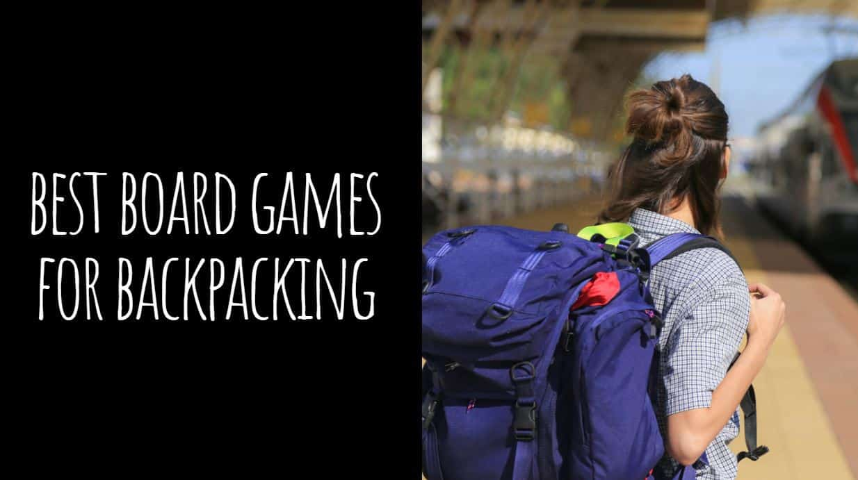 Best Board Games for Backpacking