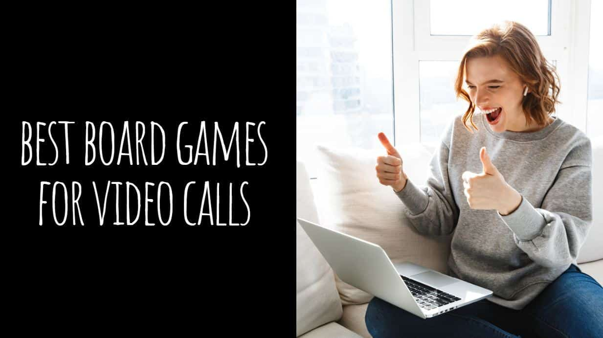 Best Board Games for Video Calls