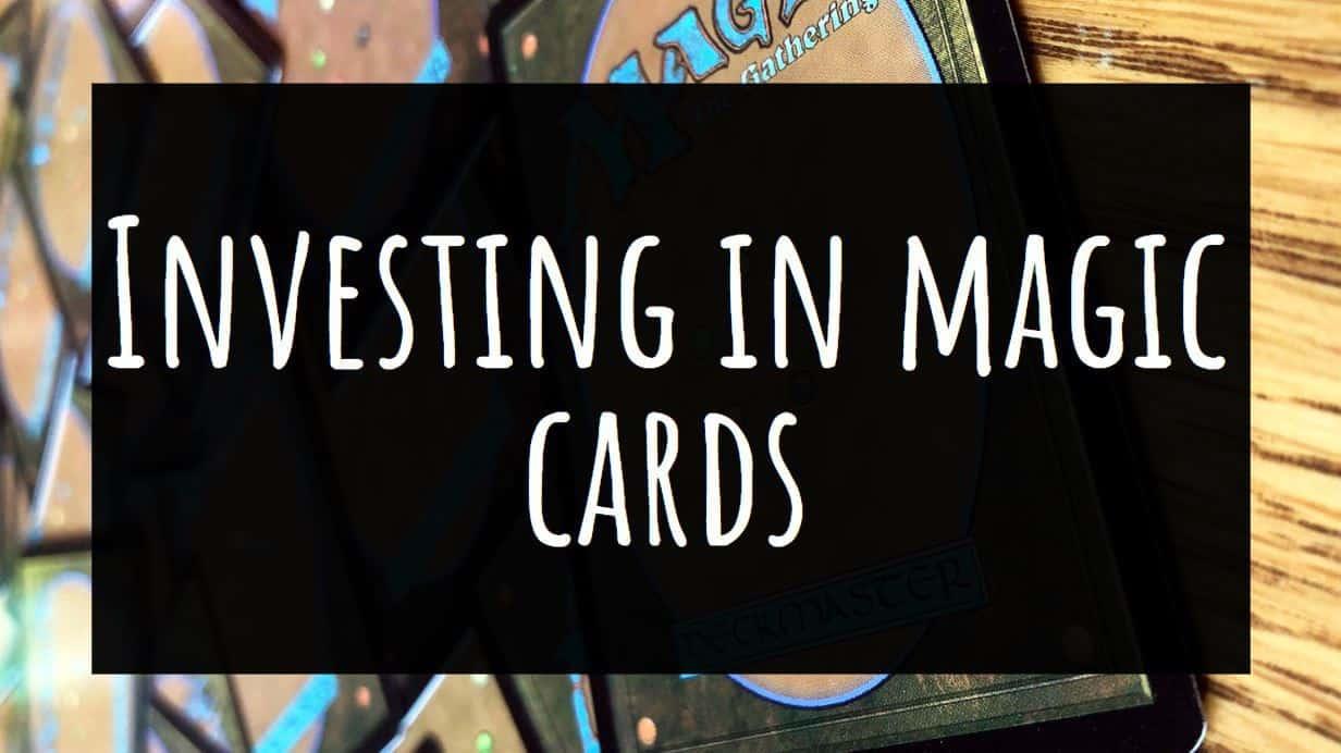 Investing in Magic Cards
