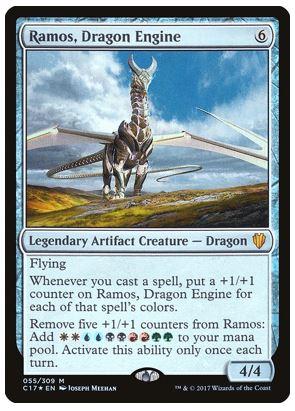 Ramos Dragon Engine